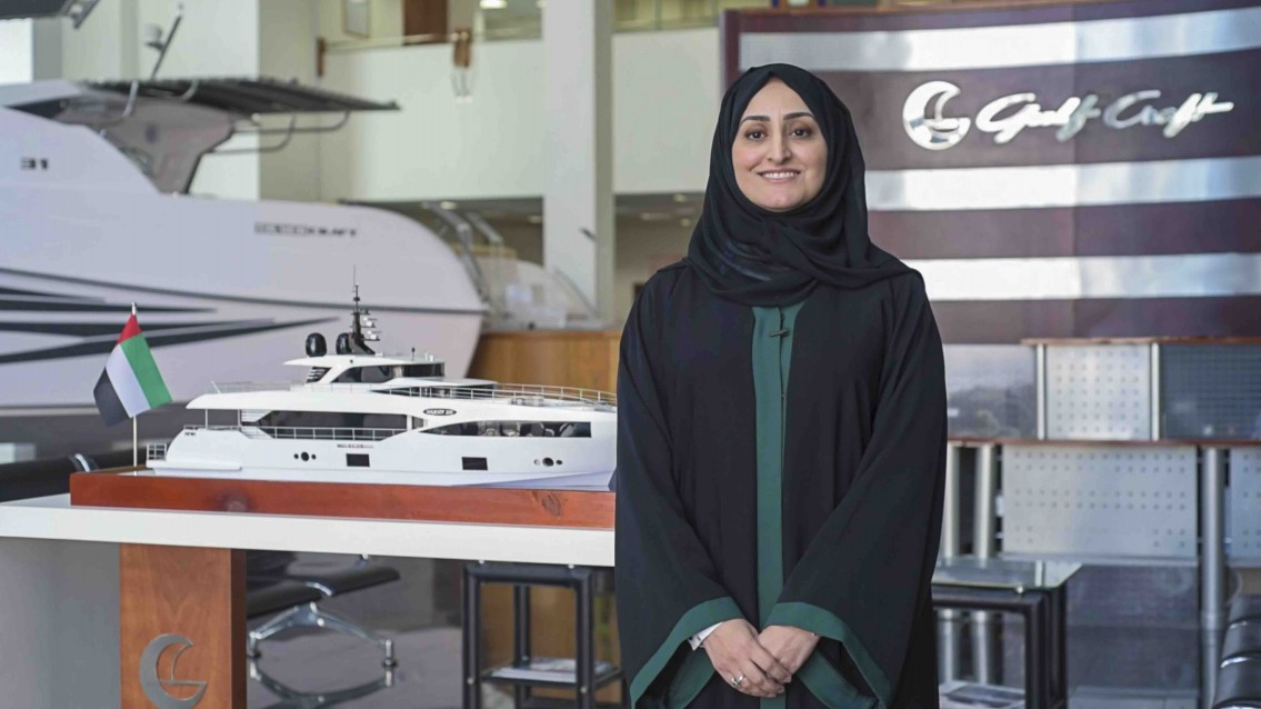 Gulf Craft advances to the future of sea giants in the UAE