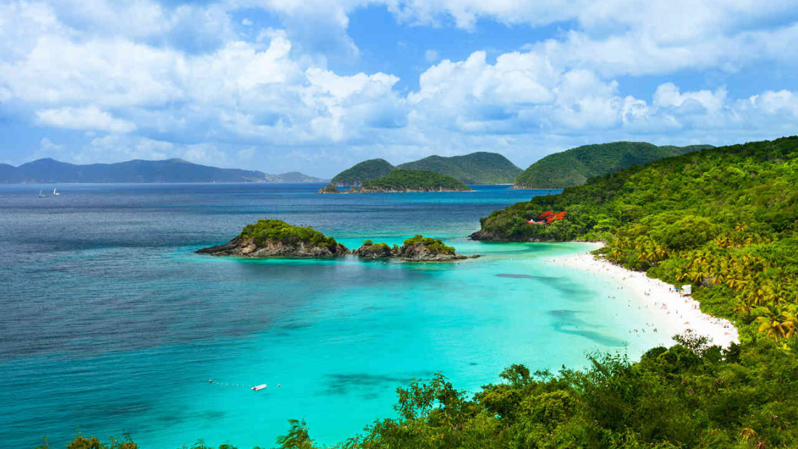 American Airlines Launching Pre-Testing for US Virgin Island