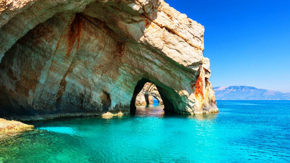 Zakynthos became the film background and attract new tourist